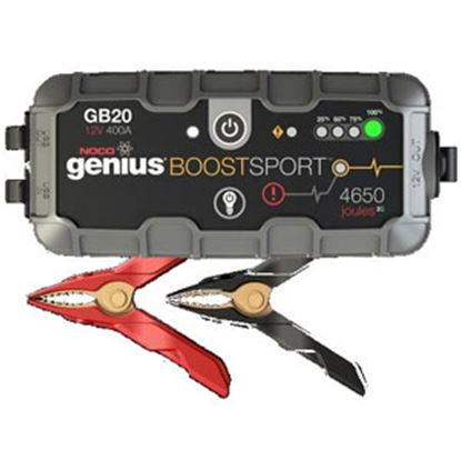 Picture of Noco  400A Battery Jump Starter w/LED Lights GB20 19-4167
