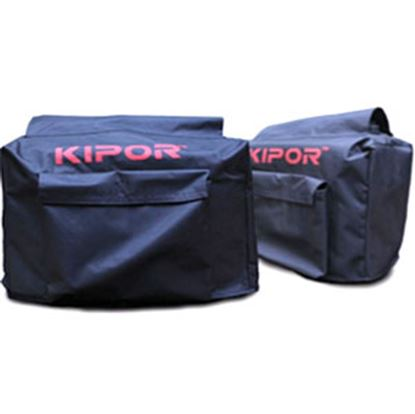 Picture of Kipor  Black Generator Cover w/Logo For Kipor IG2600 GC26 19-4507