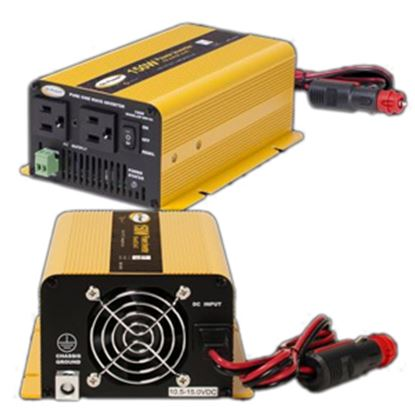 Picture of GoPower!  150W Pure Sine Wave Inverter GP-SW150-12 19-6600
