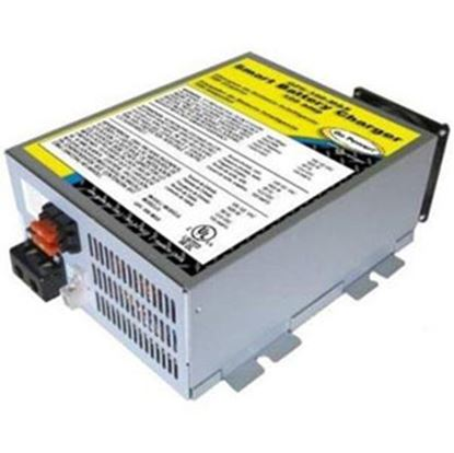 Picture of GoPower!  105-135V 4-Stage 100A Bank Battery Charger GPC-100-MAX 19-6861