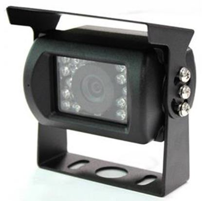 Picture of Furrion  Black 648x488 170 Deg Roof Mounted Back Up Camera 381574 19-9146