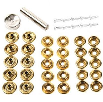Picture of Camco  Snap Fastener Installation Kit 51007 20-1171