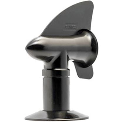 """Picture of Camco Cyclone Black 2"""" Plumbing Vent Cap 40597 22-0003"""