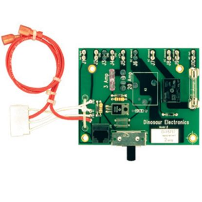 Picture of Dinosaur Electronics  2 Way Refrigerator Power Supply Circuit Board D-157112-WAY 39-0495