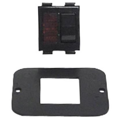 Picture of Dometic  Switch Package  Black 91959 42-0180