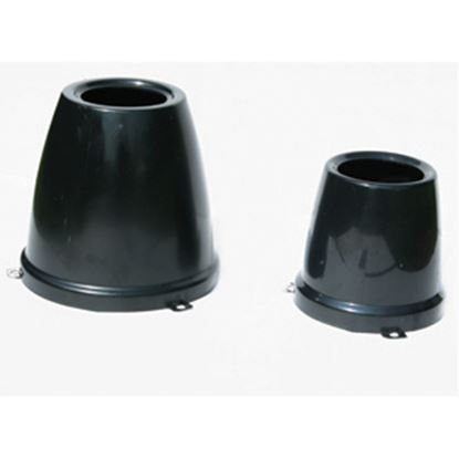 Picture of AP Products  Black ABS 545 SL Hub Cover 014-139852 46-0799