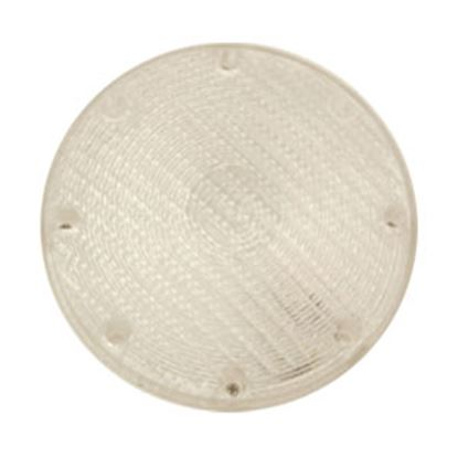 Picture of Gustafson  Clear Round Replacement Dome Light Lens GSAM4041 69-5192