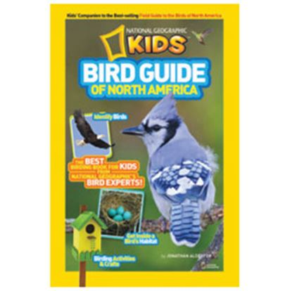 """Picture of National Geographic  176 Pages 9""""H x 6""""W United States Kids Bird Guide Atlas By National Geograph BK26310942 69-9365"""