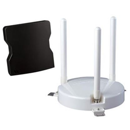 Picture of Winegard ConnecT (TM) Black LAN WiFi Range Extender w/25' Cable WF-3000 71-4287