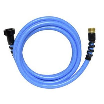 """Picture of Valterra  Blue 1/2"""" Dia 10' L Fresh Water Hose W01-8120 71-5785"""