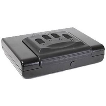 Picture of BRK First Alert (R) Steel Electronic Lock Pistol Safe 5200DF 71-7870