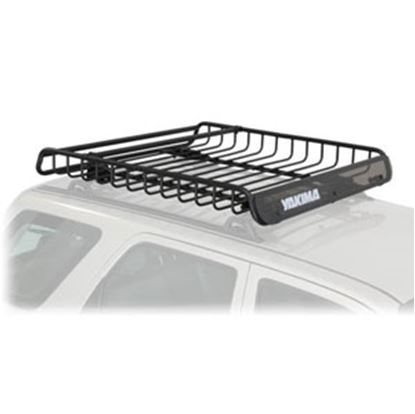 "Picture of Yakima MegaWarrior 35 Lb 52"" x 48"" x 6.5"" Roof Mounted Cargo Basket  72-0701"