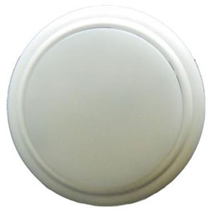 """Picture of Command  Single 3""""Diax1/2""""D Warm Whit LED Under cabinet Light 001-1003W 93-0002"""