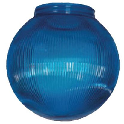 Picture of Polymer Products  Blue Prismatic Party Light Globe 3212-51630 95-5210