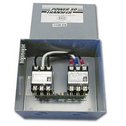 Picture of Elkhart Supply  240V/ 50A Automatic Power Transfer Switch ES50M-65N 95-5470